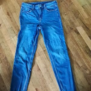 Size 8 Old Navy Straight Leg Jeans